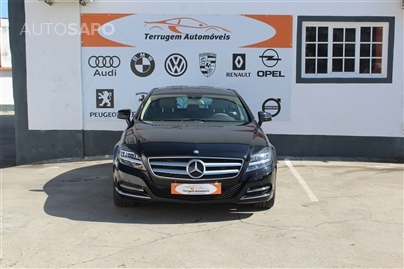 Mercedes-Benz Classe CLS Shooting Brake 350 CDi BE (265cv) (5p)