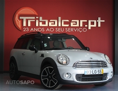 MINI Clubman 1.6 D Hot Chilli Sport