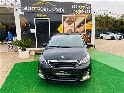 Peugeot 108 1.0 e-VTi Active Top! (68cv) (5p)