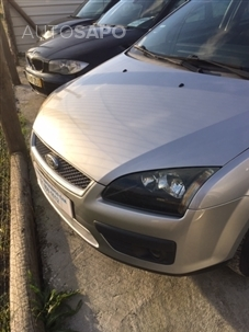 Ford Focus Station 1.6 TDCi Connection (109cv) (5p)