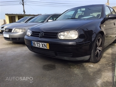 Volkswagen Golf 1.9 TDi 4M Highline (115cv) (5p)
