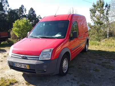 Ford Transit Connect 1.8 TDCi Curta (90cv) (5p)