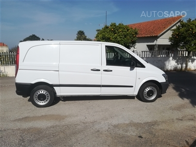 Mercedes-Benz Vito 2.2 95HP
