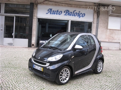 Smart Fortwo 1.0 mhd Passion 71cv Aut. GPS.