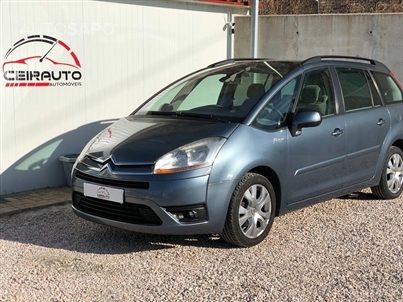 Citroen C4 G. Picasso 1.6 HDi Business (110cv) (5p)