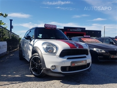 MINI Countryman Cooper D (kit SD)