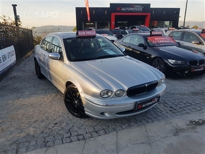 Jaguar X-Type 2.2 D Executive (145cv) (4p)