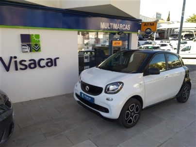 Smart Forfour 1.0 Passion 71 (71cv) (5p)