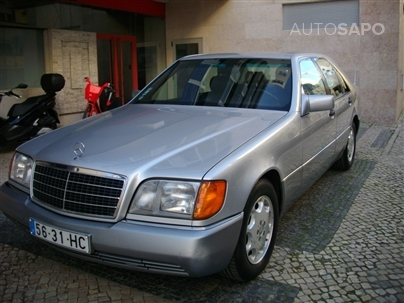 Mercedes-Benz Classe S 350 Turbo (150cv) (4p)