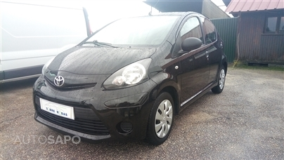 Toyota Aygo 1.0 Style Pack (68cv) (5p)