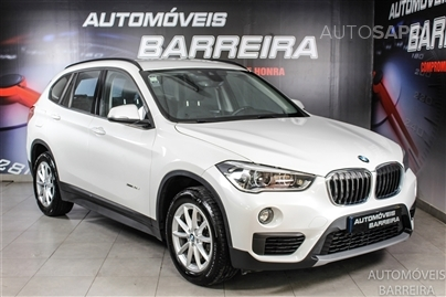 BMW X1 20 d xDrive Auto Advantage (190cv) (5p)