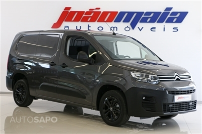 Citroen Berlingo Van XL 1.5 BlueHDi Club 130Cv AUTO (8 Kms) (Câmara) (Deduz IVA)