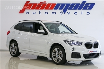 BMW X1 sDrive 18i Pack M Auto 140Cv (LED/GPS) (21.000 KMS)