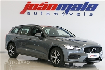 Volvo V60 D3 2.0 150Cv (FULL LED/GPS) (400 KMS)