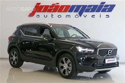 Volvo XC40 T3 Inscription 163Cv (GPS/LED/Câmara/Pele ) (2.900 KMS)