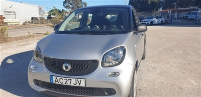 Smart Forfour 1.0 Edition 1 71 (71cv) (5p)