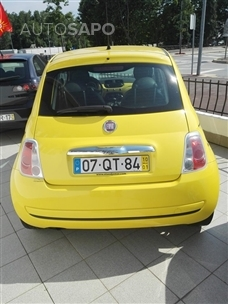 Fiat 500 1.3 16V Multijet Pop (75cv) (3p)