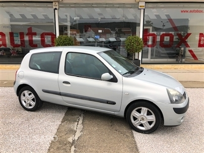Renault Clio 1.5 dCi Confort Authentique (65cv) (3p)