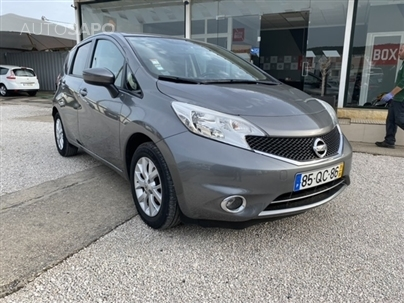 Nissan Note 1.2 Acenta Nissan Connect (80cv) (5p)