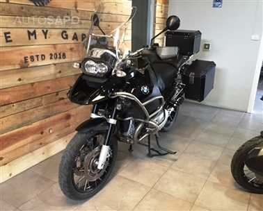 BMW GS 1200 Adventure GSA