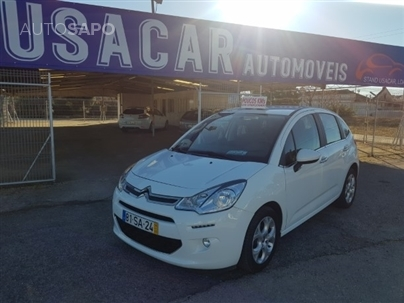 Citroen C3 1.2 PureTech Attraction (82cv) (5p)