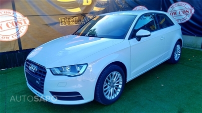 Audi A3 1.6 TDI Attraction S-tronic (110cv) (3p)