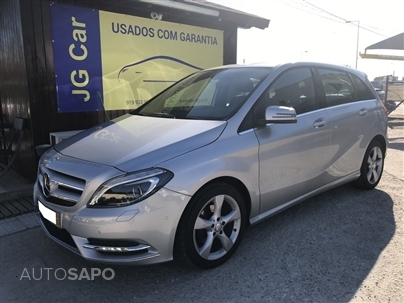 Mercedes-Benz Classe B 200 CDi BlueEfficiency Aut. (136cv) (5p)