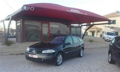 Renault Mégane Break 1.5 dCi Pack Expression (80cv) (5p)