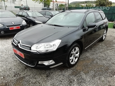 Citroen C5 Tourer 1.6 HDi Business Airdream (110cv) (5p)