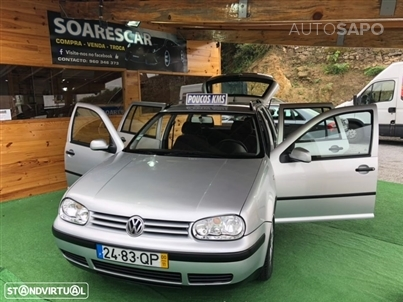 Volkswagen Golf 1.4i Generation (75cv) (5p)