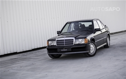 Mercedes-Benz 190 E 2.3 16V Cosworth