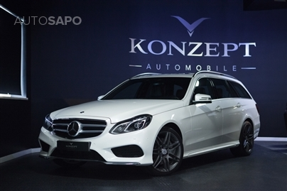 Mercedes-Benz Classe E 350 BlueTEC Avantgarde BE 147g (252cv) (5p)