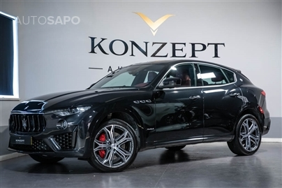 Maserati Levante 3.0 V6 Gransport (275cv) (5p)