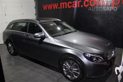 Mercedes-Benz Classe C 220 BlueTEC Exclusive 7G-TRONIC (170cv) (5p)