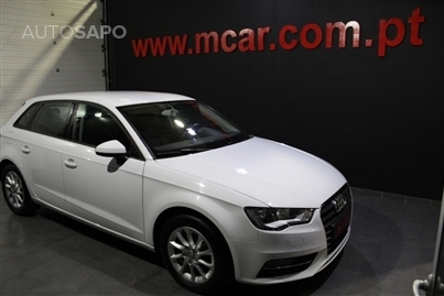 Audi A3 2.0 TDI Attraction (150cv) (3p)
