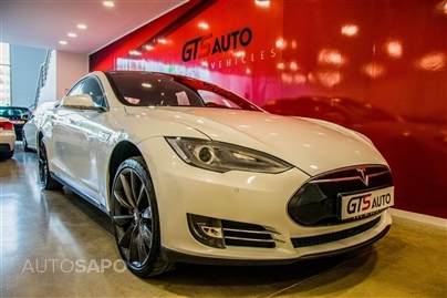 Tesla Model S S90D FULL EXTRAS + IVA