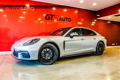 Porsche Panamera 4 Executive Matrix