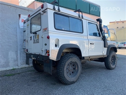 Land Rover Defender Feline