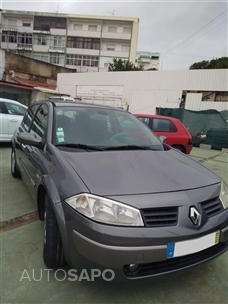 Renault Mégane 1.5 dCi Confort Authentique (80cv) (5p)