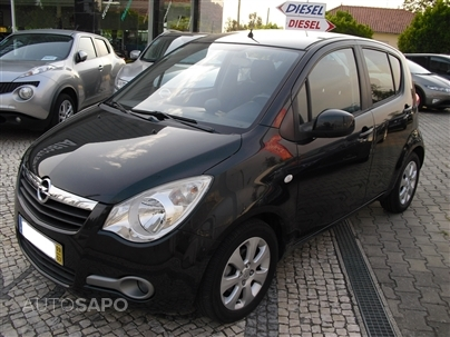 Opel Agila 1.0 Enjoy (65cv) (5p)
