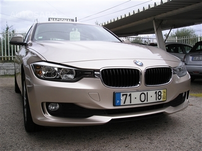 BMW Série 3 320 d Touring Exclusive Auto (184cv) (5p)