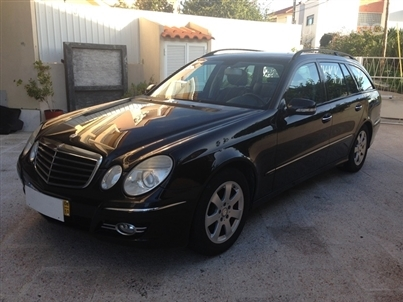 Mercedes-Benz Classe E 220 CDi Executive II Aut. (170cv) (5p)