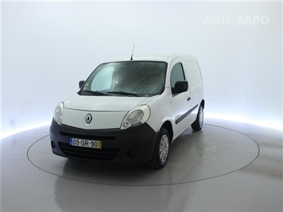 Renault kangoo 1.5 dCi Confort [CX ISOTERMICA] 1.5 dCi Confort [CX ISOTERMICA]
