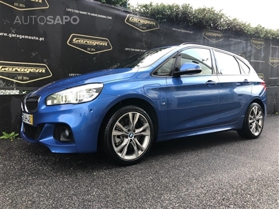 BMW Série 2 Active Tourer 225 i xe Pack M (136cv) (5p)