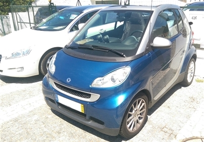 Smart Fortwo passion