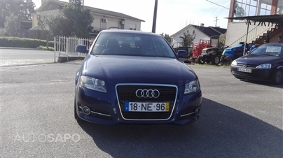 Audi A3 1.6 TDI Attraction (105cv) (3p)