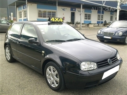 Volkswagen Golf 2.8 V6 4Motion (204cv) (3p)