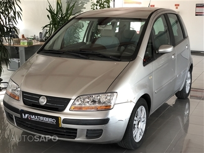 Fiat Idea 1.3 MJ Dynamic (70cv) (5p)