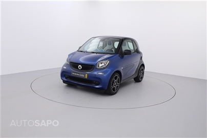 Smart Fortwo 1.0 Coupe Passion 71 (71cv) (3p)