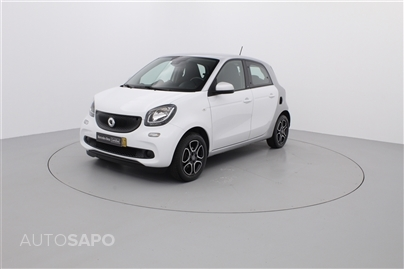 Smart Forfour 1.0 Passion 71 Aut. (71cv) (5p)
